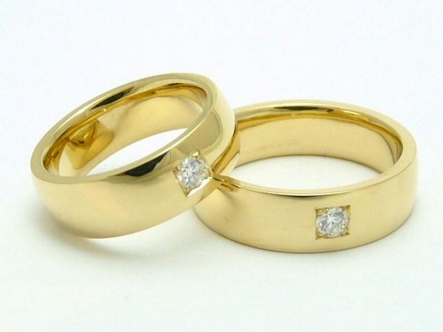Обручальные кольца, как символ вечной любви 5