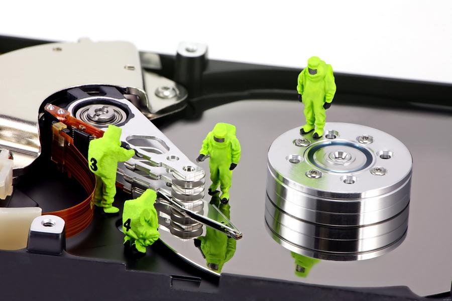 Удалили важный файл - не беда 2