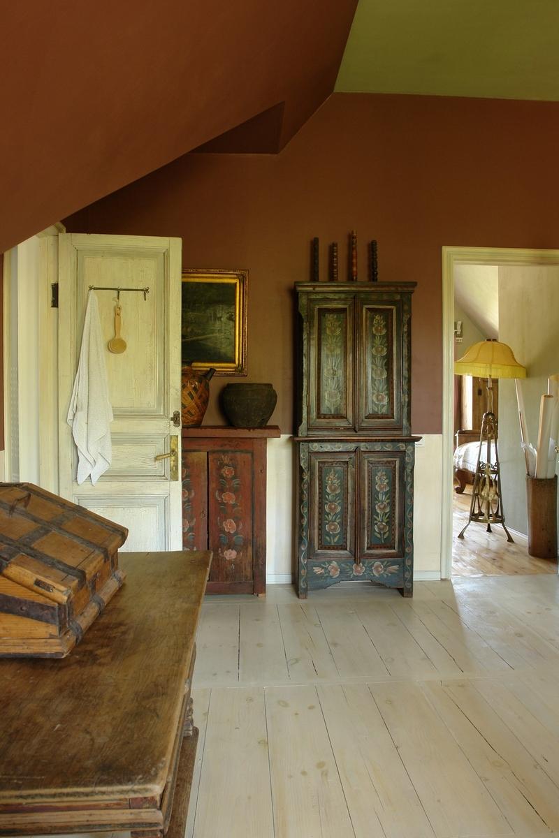 Русский стиль кантри в интерьере дома в Ленинградской области 4