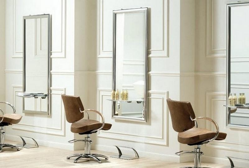 Дизайн интерьера помещения салона красоты 2