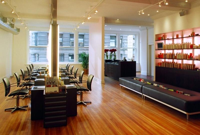 Дизайн интерьера помещения салона красоты 13