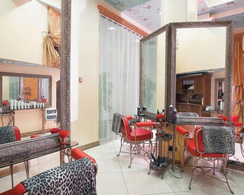 Дизайн интерьера помещения салона красоты 15