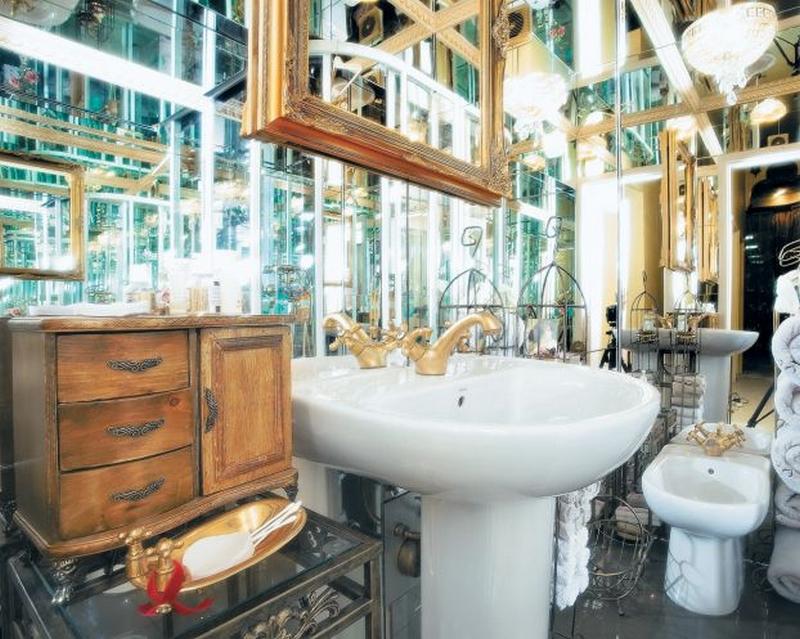 Дизайн интерьера помещения салона красоты 16