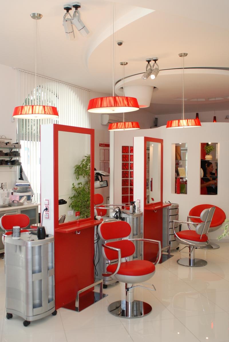 Дизайн интерьера помещения салона красоты 17