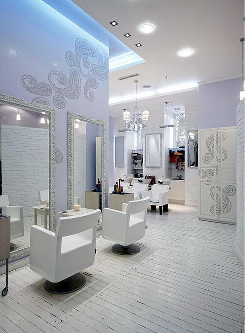 Дизайн интерьера помещения салона красоты 19