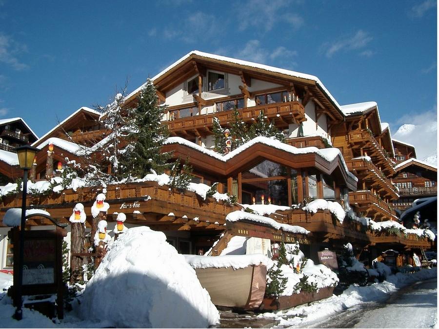 Саас фе - швейцарские горнолыжные курорты 1