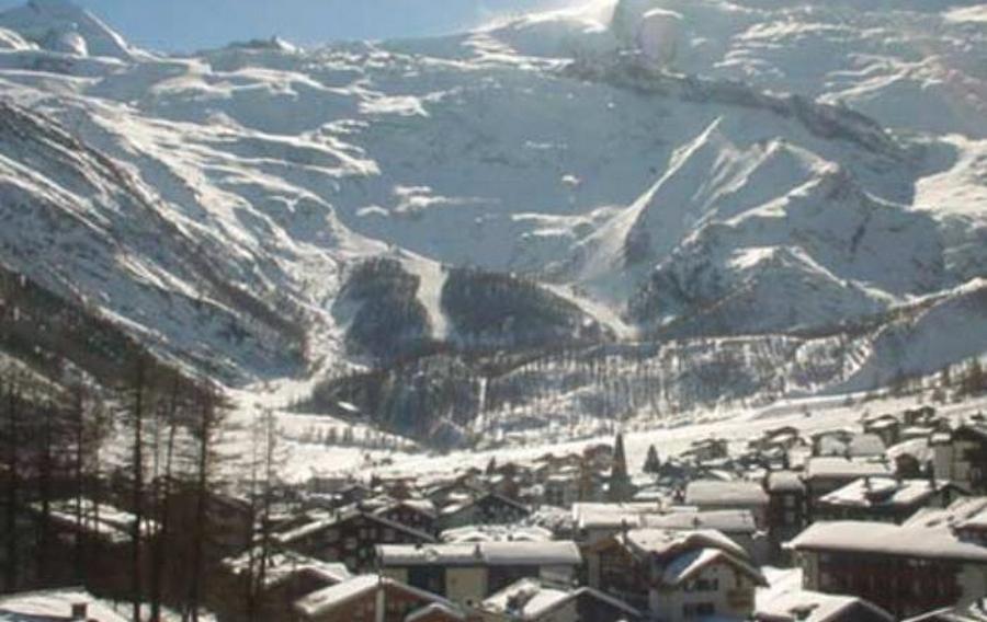 Саас фе - швейцарские горнолыжные курорты 5
