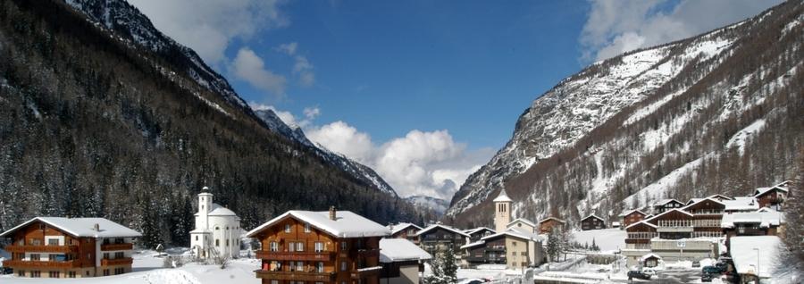 Саас фе - швейцарские горнолыжные курорты 12