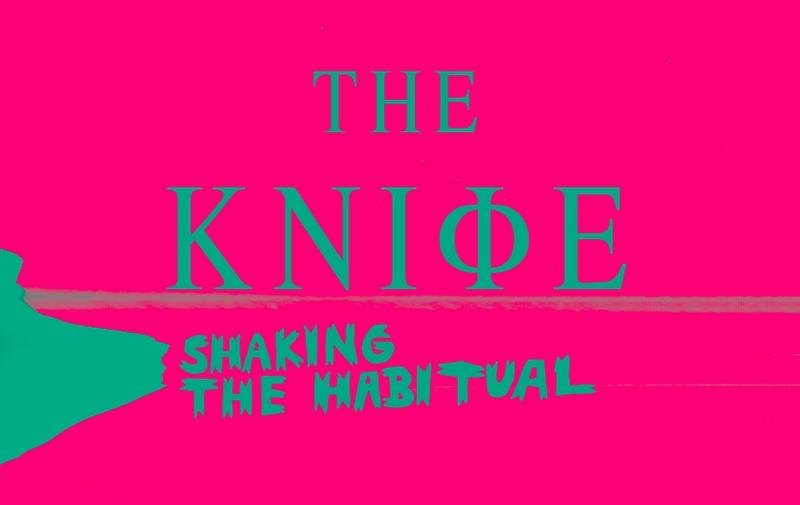 Shaking the Habitual - новый альбом песен группы The Knife 6