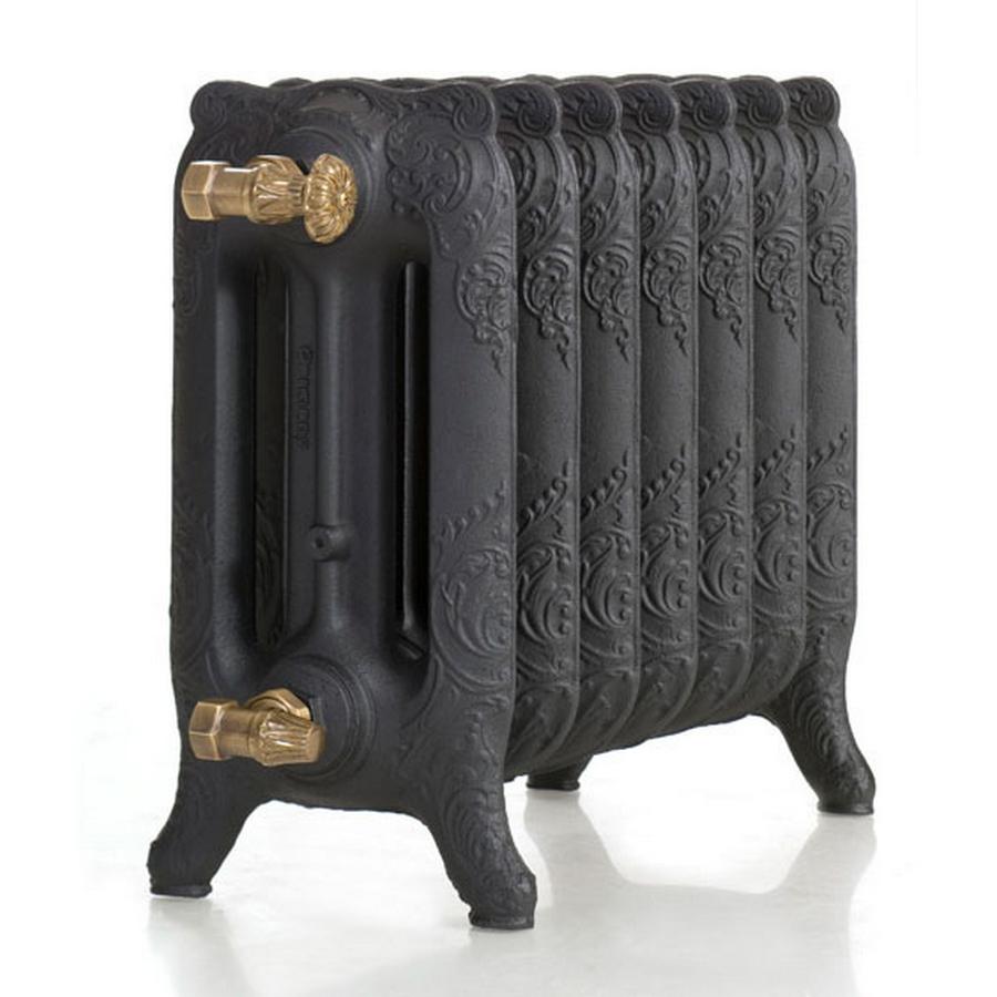 Модные чугунные радиаторы отопления в интерьере вашего дома 16