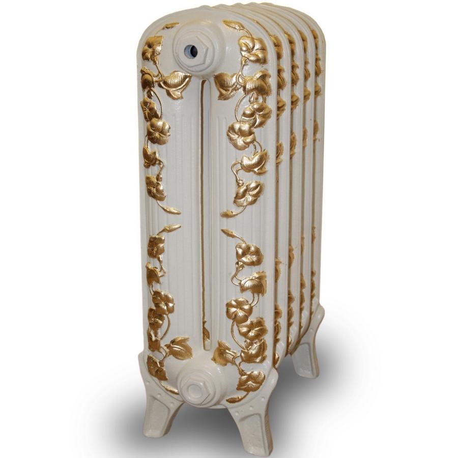 Модные чугунные радиаторы отопления в интерьере вашего дома 18