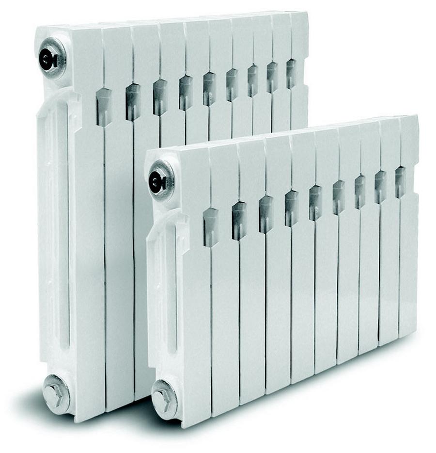 Модные чугунные радиаторы отопления в интерьере вашего дома 21