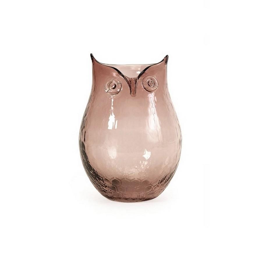 Стеклянная ваза - изысканное украшение к празднику  36