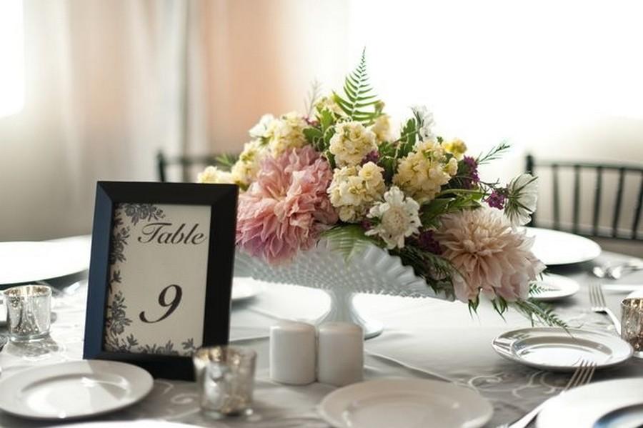 Стеклянная ваза - изысканное украшение к празднику  38