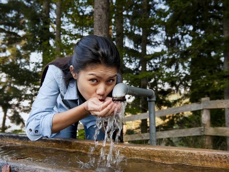 Минеральная вода Нафтуся - живительный дар природы 2