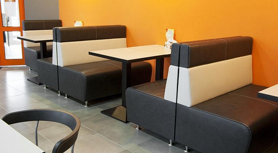 Современная мебель для ресторанов и кафе 1