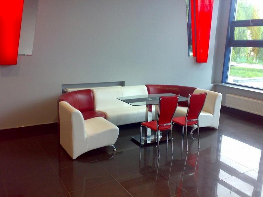 Современная мебель для ресторанов и кафе 3
