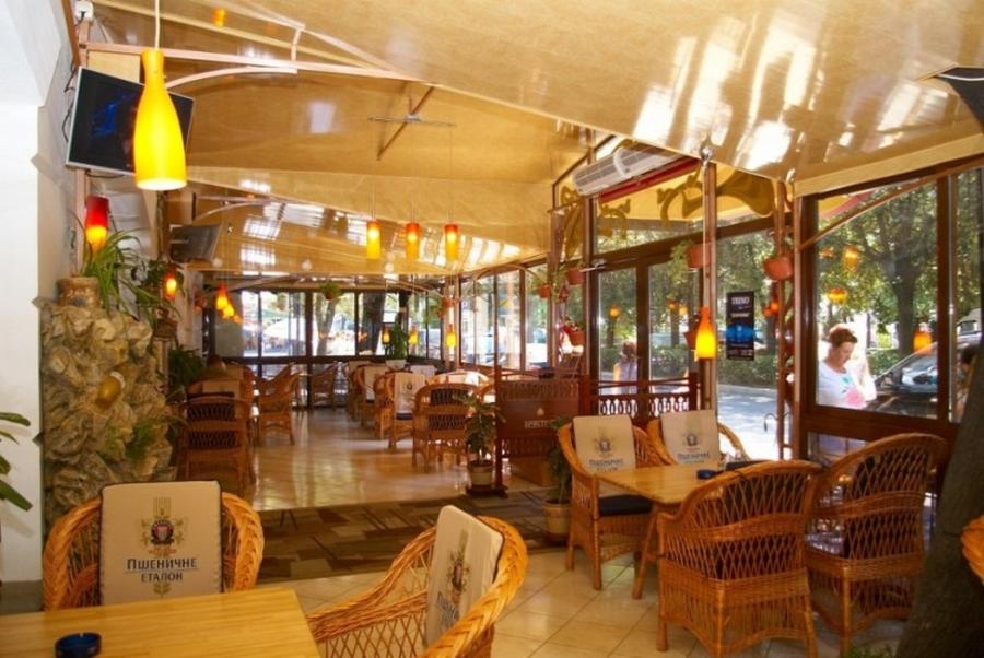 Современная мебель для ресторанов и кафе 6