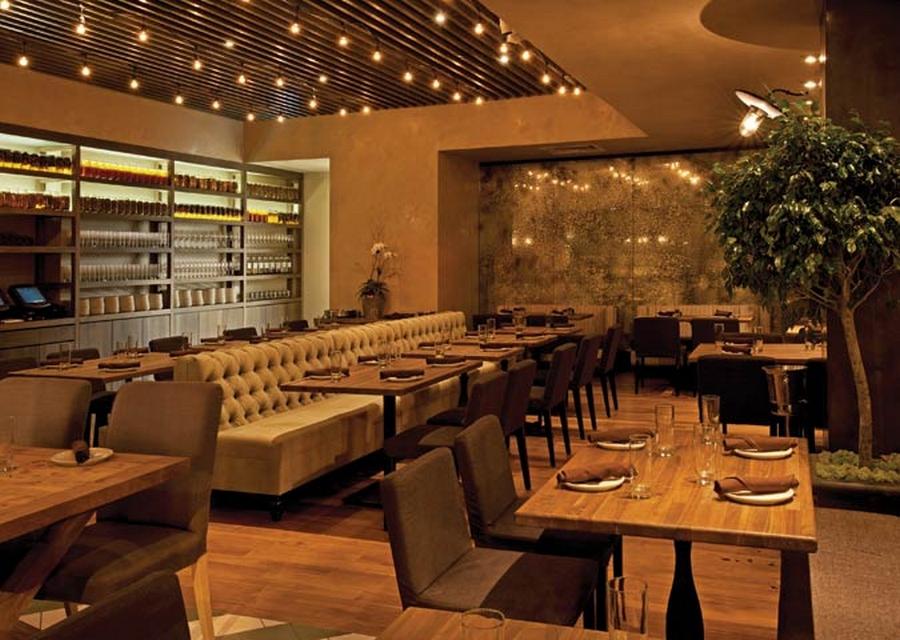 Современная мебель для ресторанов и кафе 7