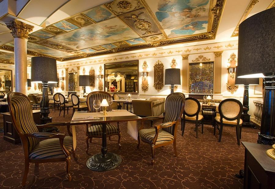 Современная мебель для ресторанов и кафе 8