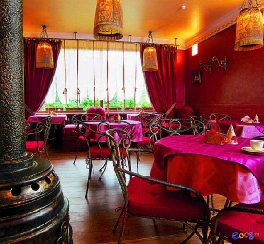 Современная мебель для ресторанов и кафе 10