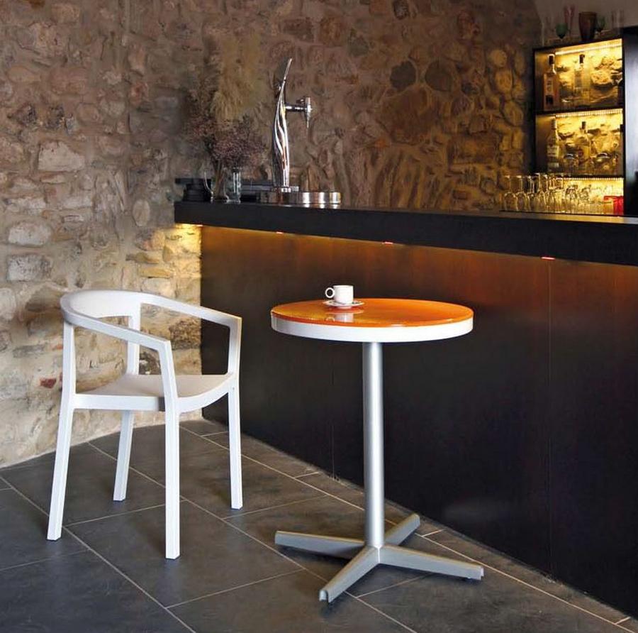 Современная мебель для ресторанов и кафе 12
