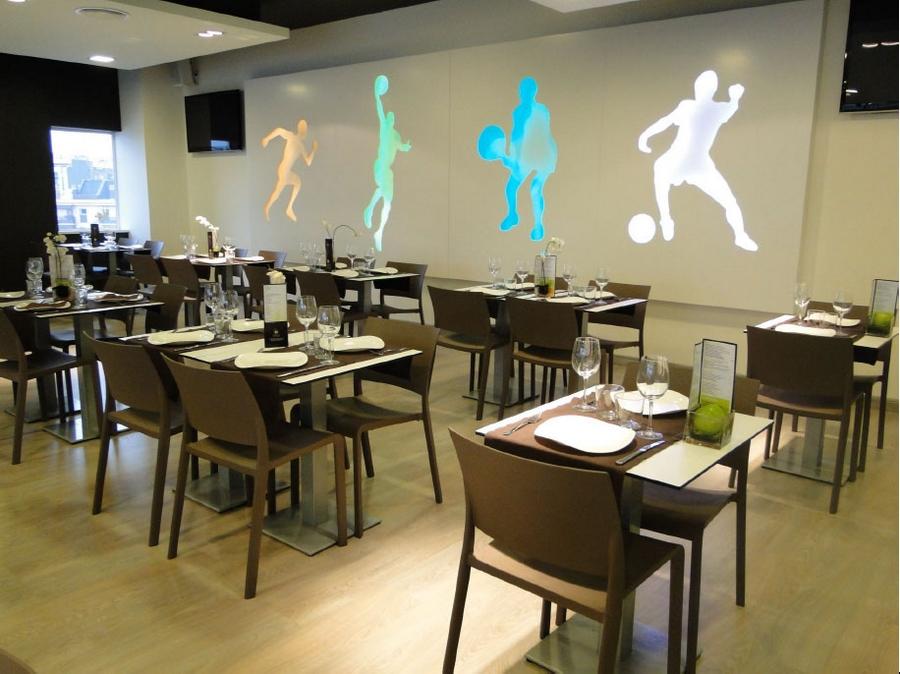 Современная мебель для ресторанов и кафе 13