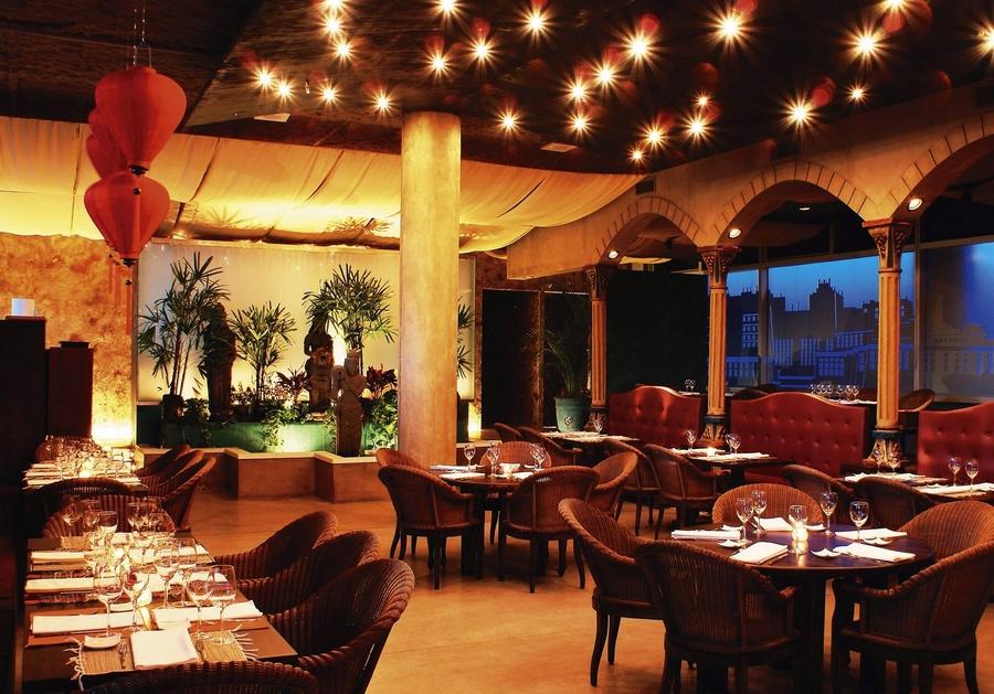 Современная мебель для ресторанов и кафе 15