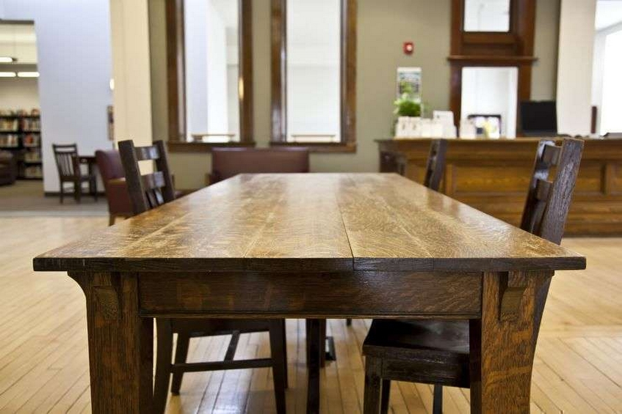 Современная мебель для ресторанов и кафе 17