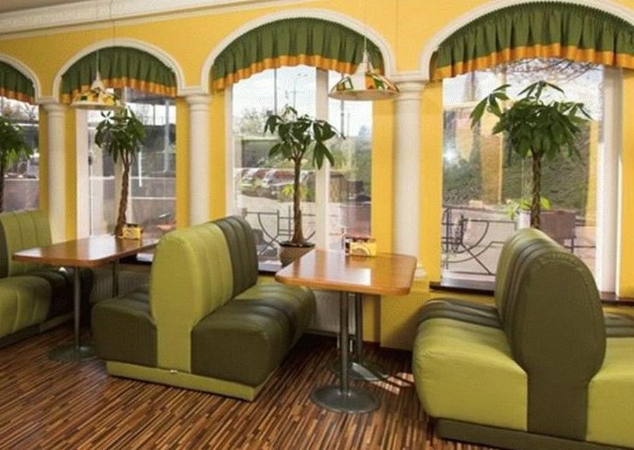 Современная мебель для ресторанов и кафе 18