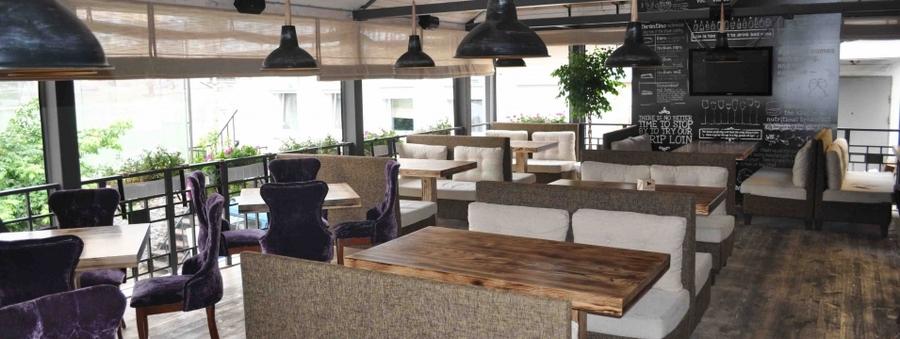 Современная мебель для ресторанов и кафе 19