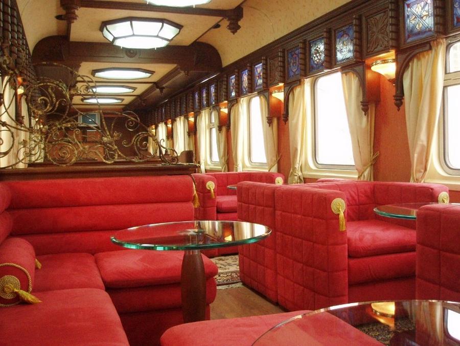 Современная мебель для ресторанов и кафе 21