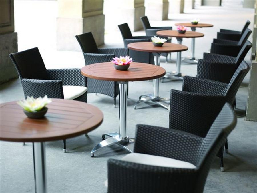 Современная мебель для ресторанов и кафе 22
