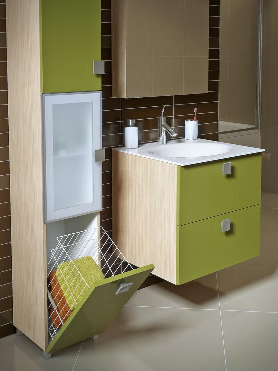 Современная мебель для ванной 1