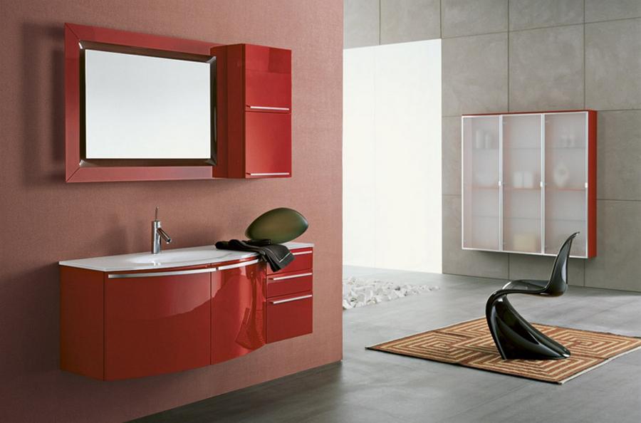 Современная мебель для ванной 2