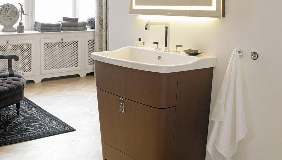 Современная мебель для ванной 3