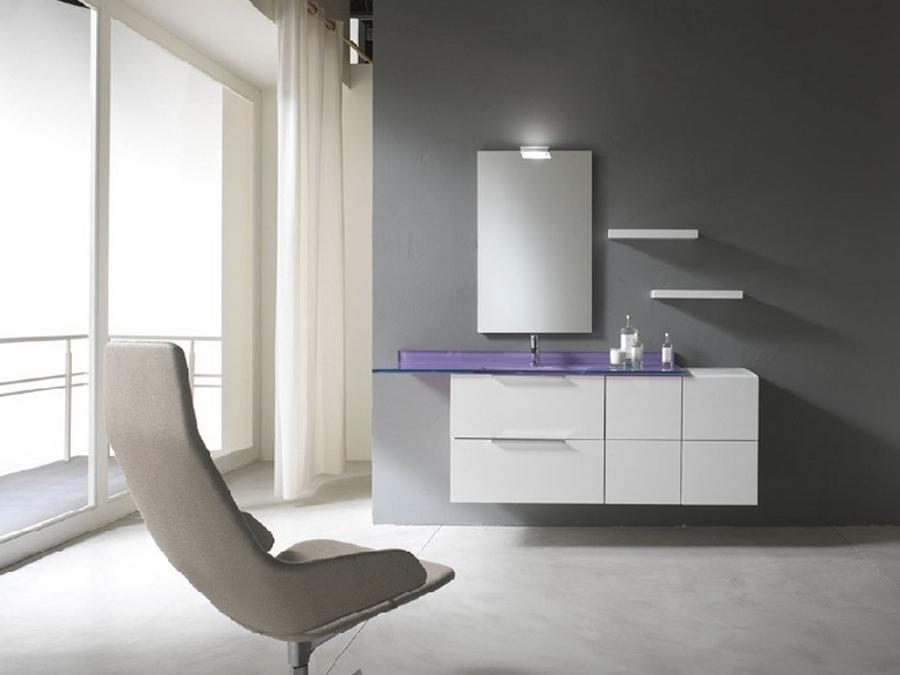 Современная мебель для ванной 4
