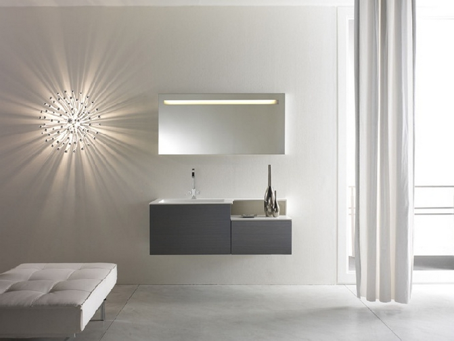Современная мебель для ванной 6