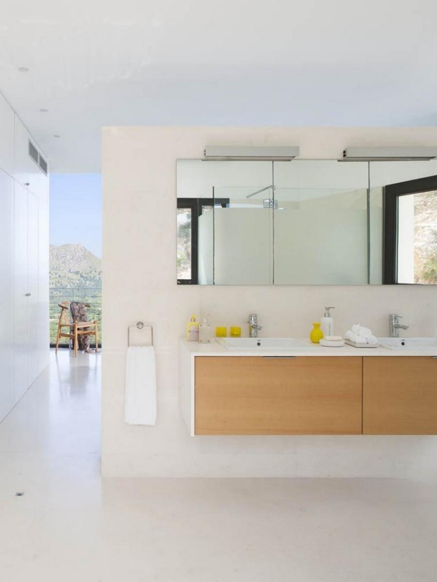 Современная мебель для ванной 9