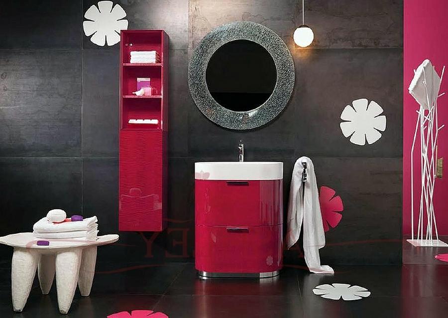 Современная мебель для ванной 10