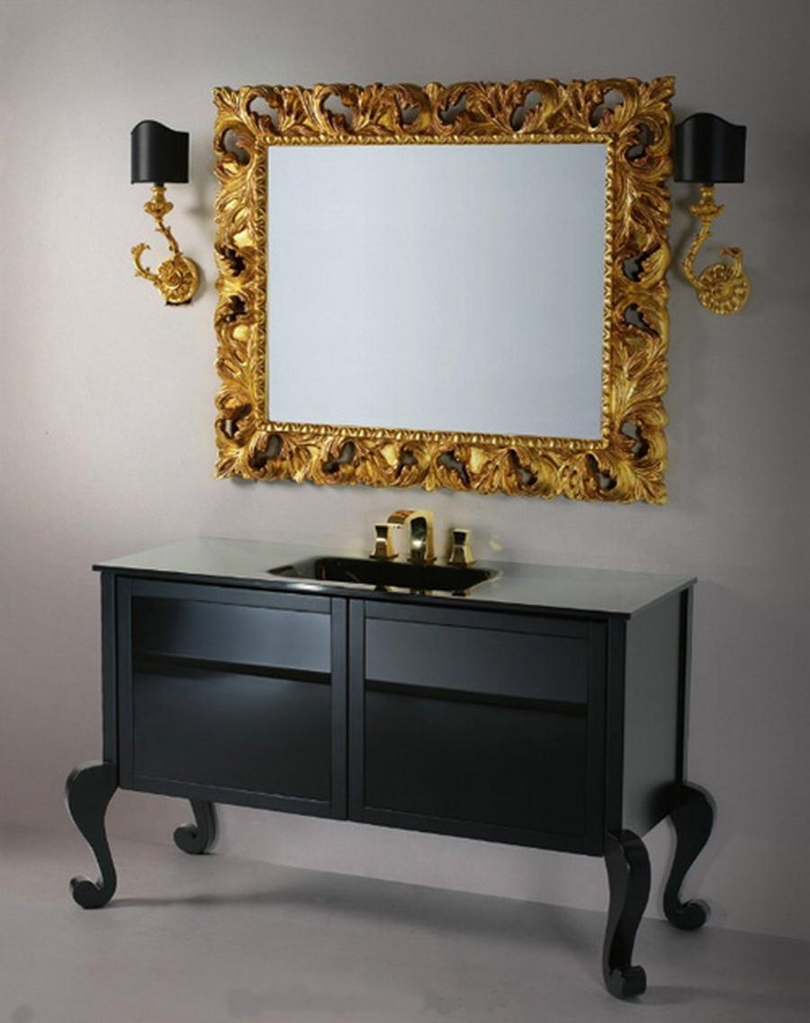 Современная мебель для ванной 11