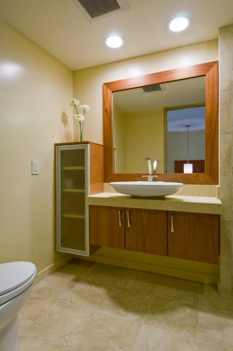 Современная мебель для ванной 15