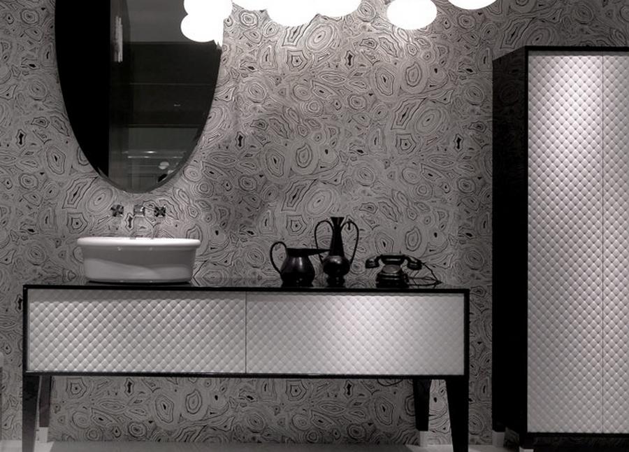 Современная мебель для ванной 16