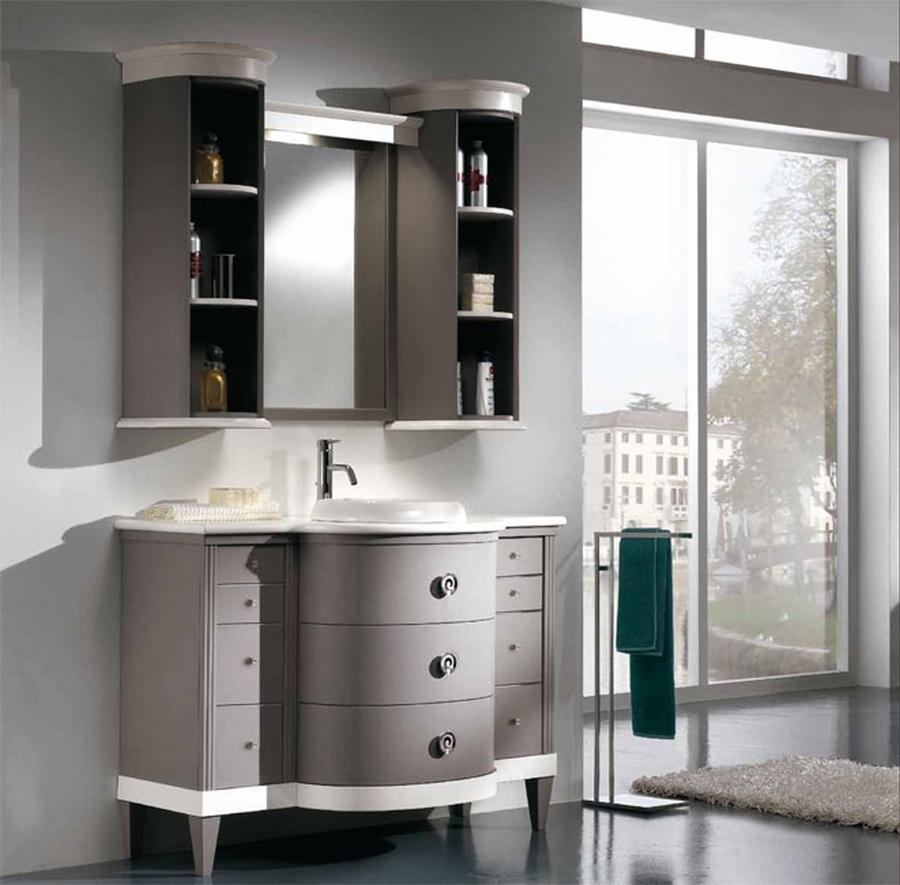Современная мебель для ванной 17