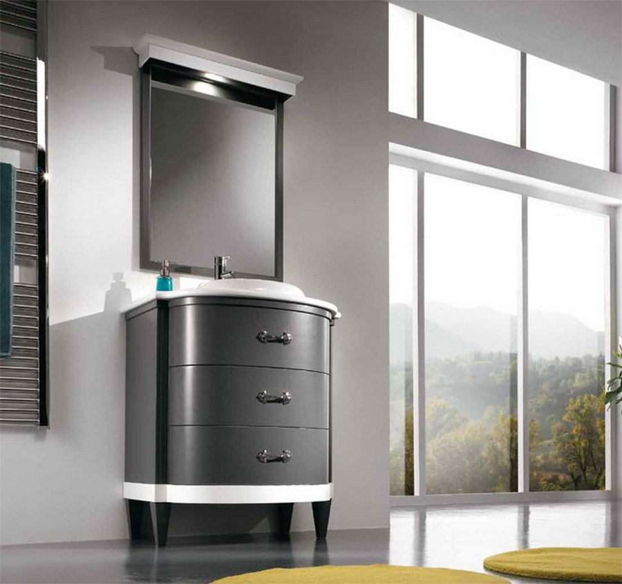 Современная мебель для ванной 18