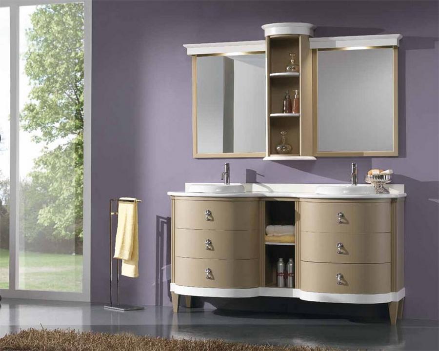 Современная мебель для ванной 20