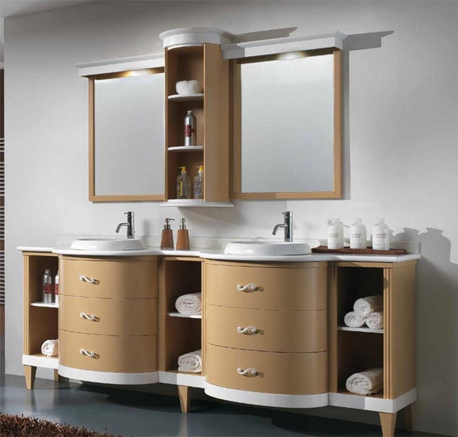 Современная мебель для ванной 21