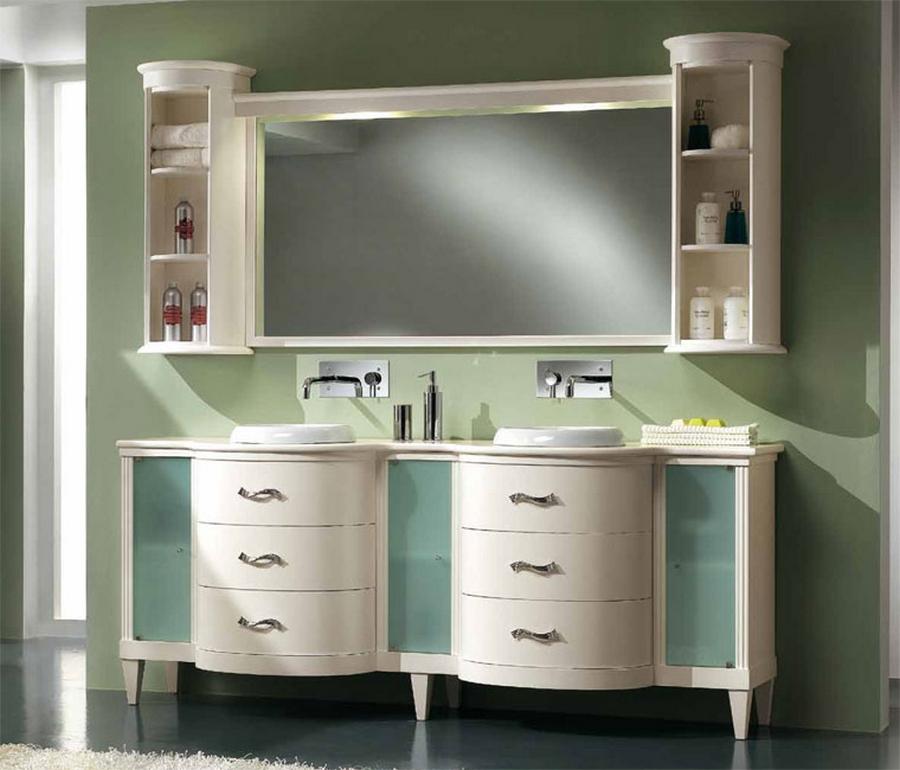 Современная мебель для ванной 22