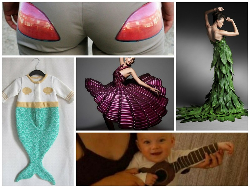 Креативная одежда как способ самовыражения