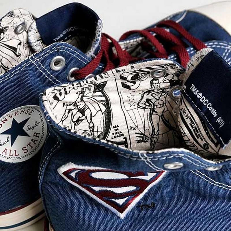 Американские кеды Converse - легендарное наследие 20 века 2